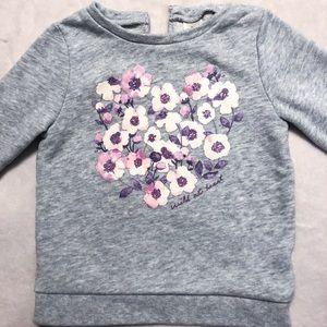 Adorable Girls Sweatshirt - Oshkosh